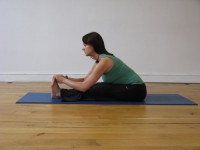 stay cool in the heat with these yoga moves  nadya andreeva